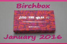 Get the sample products from Birchbox