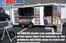 The innovation of Amsoil Company
