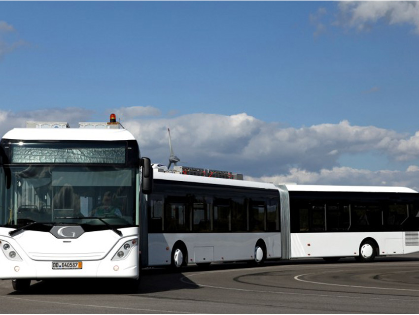 Tailor made bus rides which can work well in Germany