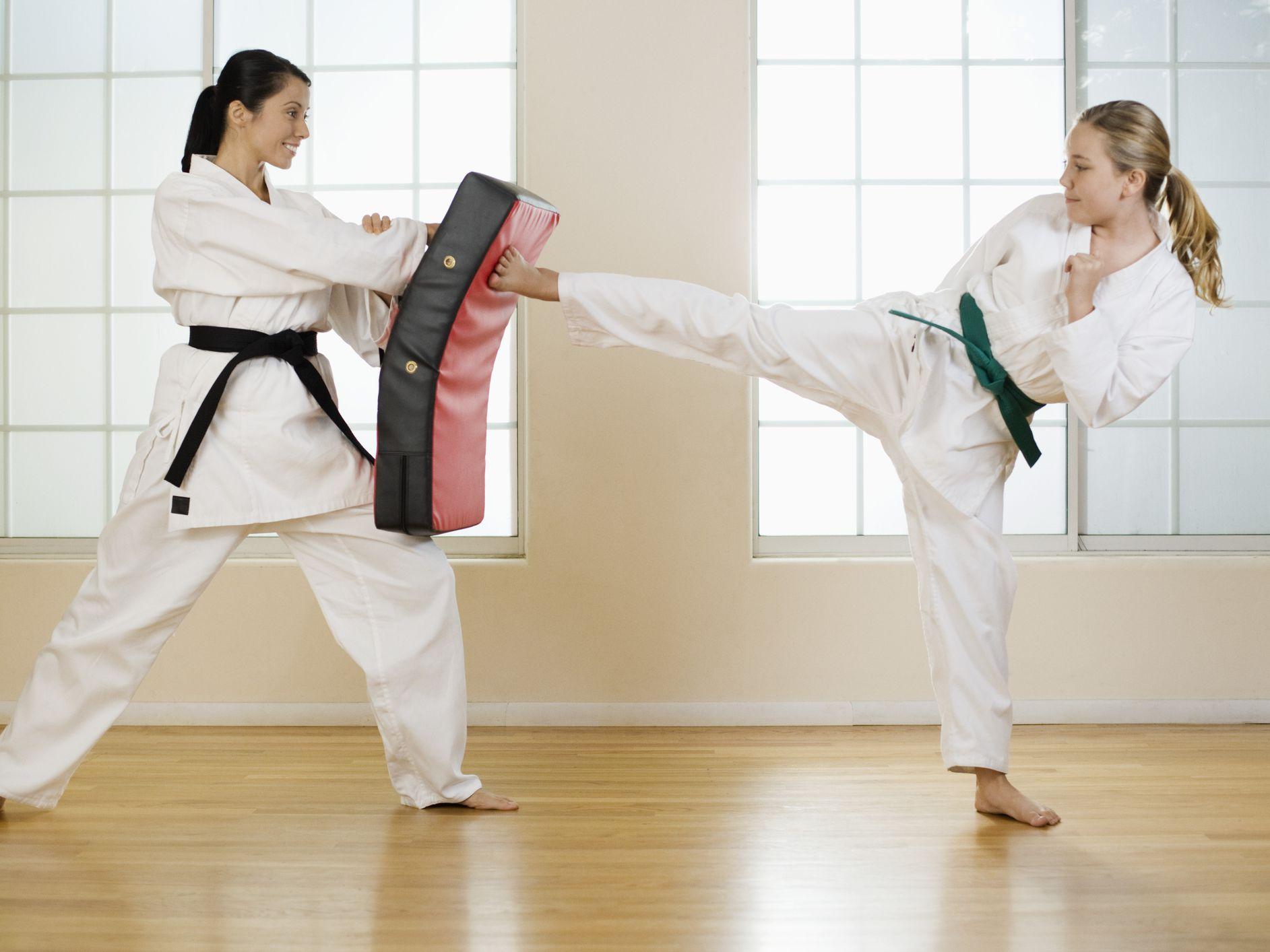 taekwondo classes singapore